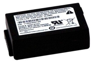 Akumulator do kolektora Honeywell Dolphin 6500 Li-Ion/3.7V/3300mAh