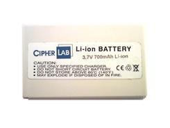 Akumulator do kolektora Cipherlab CPT8001L Li-Ion/3.7V/700mAh