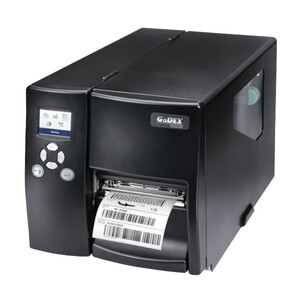 Drukarka etykiet Godex EZ2250i/203dpi/termotransfer/USB/RS232/Ethernet 10/100 - [ 011-22IF02-001 ]